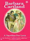 A Sacrifice for Love (eBook): The Pink Collection, Book 105