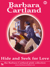 Hide and Seek for Love (eBook): The Pink Collection, Book 69