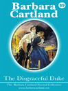 The Disgraceful Duke (eBook)