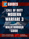 EZ Walkthrough Modern Warfare 3 (eBook)