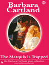 The Marquis Is Trapped (eBook): The Pink Collection, Book 68