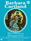 The Duchess Disappeared (eBook)