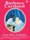 Love Wins in Berlin (eBook): The Pink Collection, Book 17