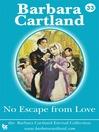 No Escape from Love (eBook)