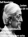 J Krishnamurti Lectures Series Ojai, Volume 12 (MP3)