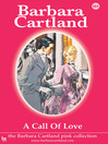 A Call of Love (eBook): The Pink Collection, Book 101