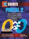 EZ Portal 2 Walkthrough (eBook)