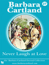 Never Laugh at Love (eBook)