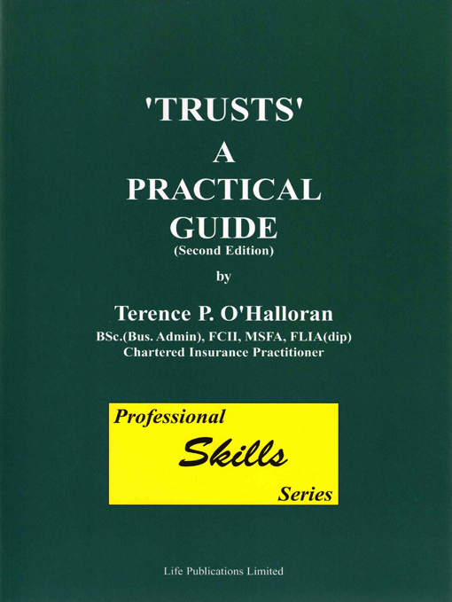 Trusts (eBook): A Practical Guide
