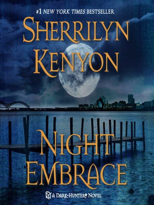 Night embrace. Book 3 [Audio eBook]