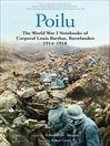 Poilu (eBook): The World War I Notebooks of Corporal Louis Barthas, Barrelmaker, 1914-1918