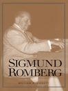 Sigmund Romberg (eBook)