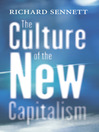 The Culture of the New Capitalism (eBook)