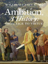 Ambition, a History (eBook)