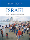 Israel (eBook): An Introduction