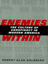 Enemies Within (eBook): The Culture of Conspiracy in Modern America