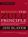 Beyond the Zulu Principle (eBook): Making Extraordinary Profits from Growth Shares