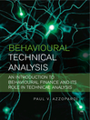 Behavioural Technical Analysis (eBook): An Introduction to Behavioural Finance and Its Role in Technical Analysis
