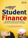 The Complete University Guide (eBook): Student Finance: In Association with UCAS