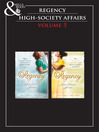 Regency High Society, Volume 5 (eBook)