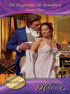 The Disgraceful Mr Ravenhurst (eBook)