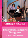 The Housekeeper's Daughter (eBook)