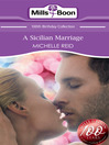A Sicilian Marriage (eBook)