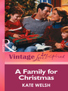 A Family for Christmas (eBook)