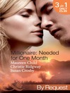 Millionaire: Needed for One Month (eBook)