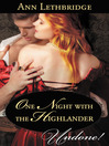 One Night with the Highlander (eBook)