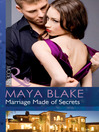 Marriage Made of Secrets (eBook)