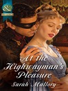 At the Highwayman's Pleasure (eBook)