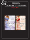 Regency High Society, Volume 7 (eBook)