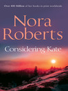Considering Kate (eBook)