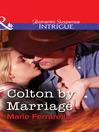 Colton by Marriage (eBook)