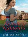 Regency Rumours (eBook)