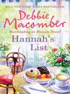 Hannah's List (eBook)