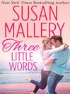 Three Little Words (eBook)