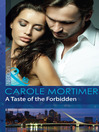 A Taste of the Forbidden (eBook)
