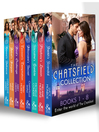 The Chatsfield Collection Books 1-8 (eBook): Sheikh's Scandal / Playboy's Lesson / Socialite's Gamble / Billionaire's Secret / Tycoon's Temptation / Rival's Challenge / Rebel's Bargain / Heiress's Defiance