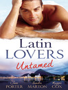 Latin Lovers Untamed (eBook)