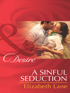A Sinful Seduction (eBook)