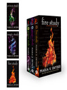 Study Bundle (eBook): Magic Study / Poison Study / Fire Study