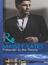 Pretender to the Throne (eBook): The Call of Duty Series, Book 3