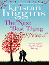 The Next Best Thing (eBook)