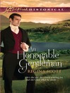 An Honorable Gentleman (eBook)