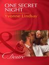 One Secret Night (eBook)