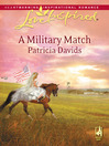 A Military Match (eBook)