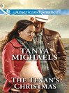 The Texan's Christmas (eBook): Texas Rodeo Barons Series, Book 7