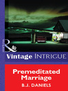 Premeditated Marriage (eBook)